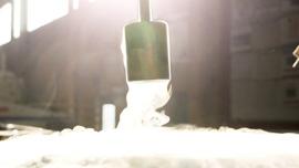Frettage azote liquide
