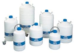 Stockage de l'azote liquide